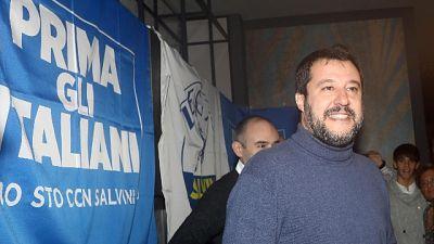 Salvini, Conte in Parlamento sul Mes