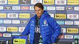Commisso, bellissima l'Italia di Mancini