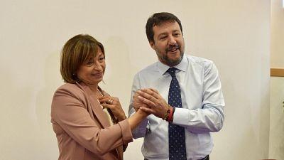 Salvini, non metto bocca su Giunta umbra