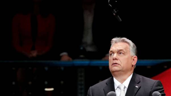 Hungary's ruling party to curtail freedom of action, access for MPs