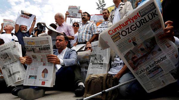 More than 120 journalists still jailed in Turkey - International Press Institute