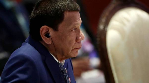 Philippines' Duterte blasts 'scatterbrain' VP, says she cannot be trusted