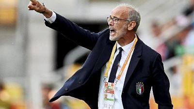U21: slitta Italia-Armenia per maltempo