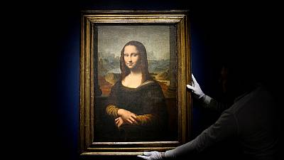 Replica of da Vinci's Mona Lisa sells for 552,500 euros