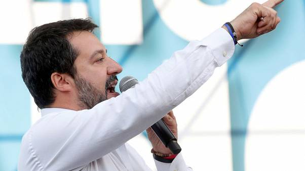 Italy's anti-Salvini 'sardines' movement spreads, plans more protests