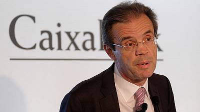Spain's Caixabank chairman warns of Catalan impact on Spanish economy