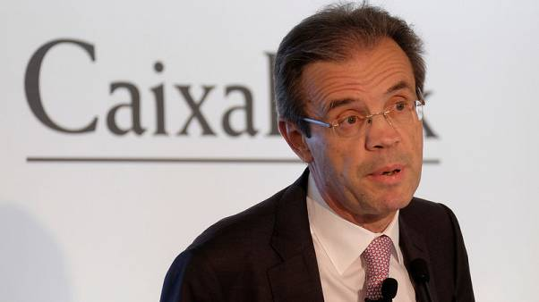 Spain's Caixabank chairman warns of Catalan impact on Spanish economy