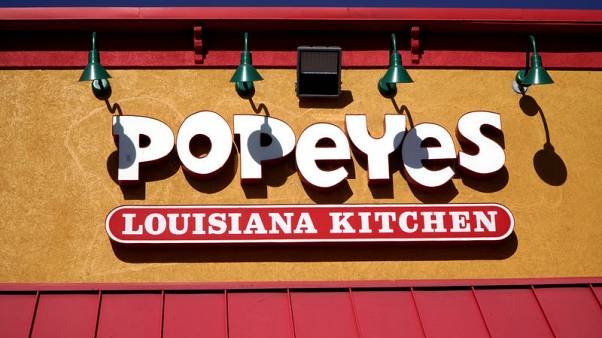 Popeyes signs first lease for China market as it seeks to take on KFC