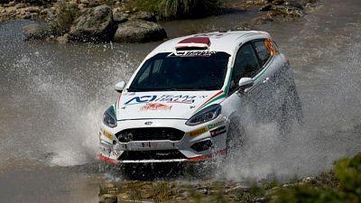 Pollara è Campione italiano Rally Junior