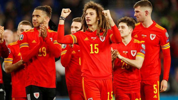 Ramsey double sends Wales through to Euro 2020