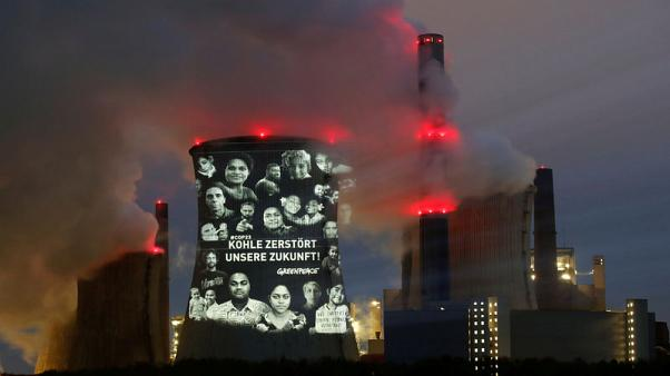 Fossil fuel polluters from U.S. to China far off climate targets - U.N.