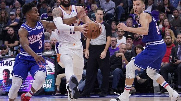 Nba, Lakers troppo forti per Oklahoma