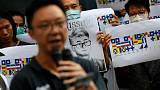 UK outraged at 'torture'of ex-Hong Kong consulate employee