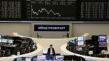 European third quarter earnings still seen down 4.7%