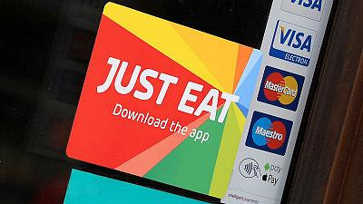 Prosus, Takeaway trade barbs in battle for Britain's Just Eat
