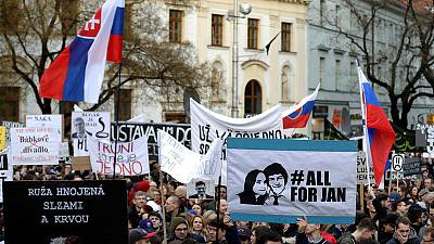 Slovak journalist murder trial to start in December