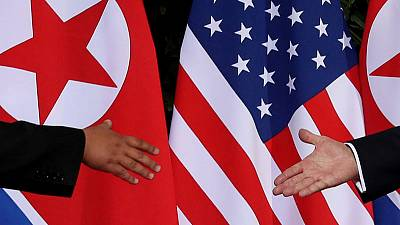 North Korea official says no interest in Trump summit before 'hostile policy' removed - Yonhap