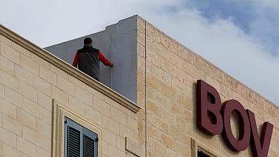 Exclusive: ECB flags failings in dirty-money screening at Malta's top bank