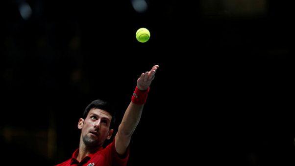 Djokovic calls for merger of ATP Cup and Davis Cup
