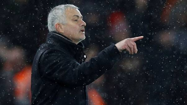'Happy' Mourinho vows to show passion and produce results at Spurs