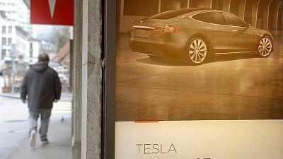 Tesla needs safeguards to prevent drivers from sleeping on 'Autopilot' - U.S. senator