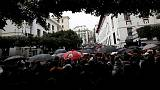 Algerian protesters step up pressure with new demonstration