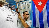 Cuba accuses U.S. embassy of abetting country's leading dissident