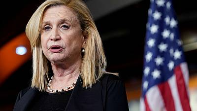 U.S. Democrats choose Carolyn Maloney to head House Oversight panel