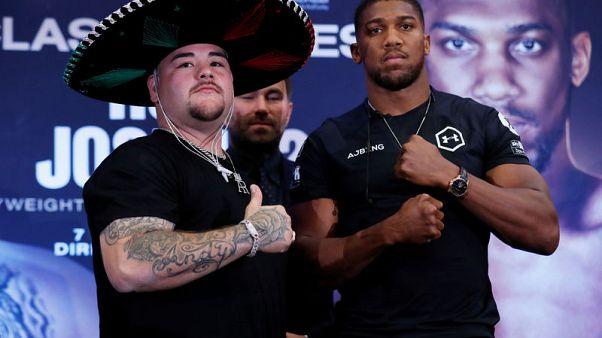Ruiz defeat made me a smarter fighter, says Joshua