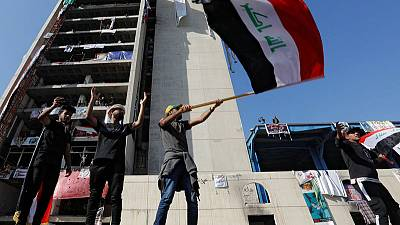 At least seven killed as Iraq seeks to quell uprising