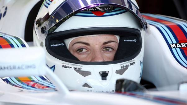 Women drivers can succeed in Formula E, says Venturi's Wolff