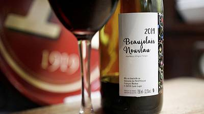 Little cheer for Beaujolais Nouveau as U.S. tariffs guzzle profits