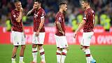 Crisis clubs Milan and Napoli clash at San Siro