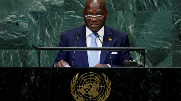 Presidential election in chaotic Guinea-Bissau could resolve political impasse