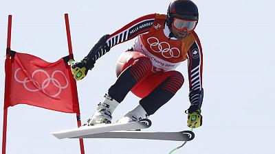 Alpine skiing - Osborne-Paradis down but not out after horrific injury