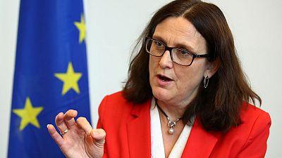 Europe voices guarded optimism it has dodged U.S. car tariffs