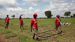 Field Event Highlights Success of Japan-Backed Mine Clearance Efforts in South Sudan