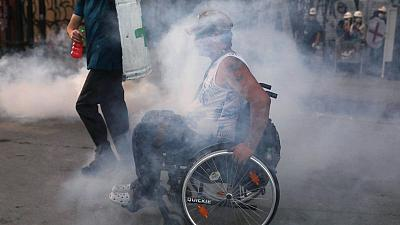 Chilean security forces 'intentionally' attacked protesters to 'punish' them - Amnesty