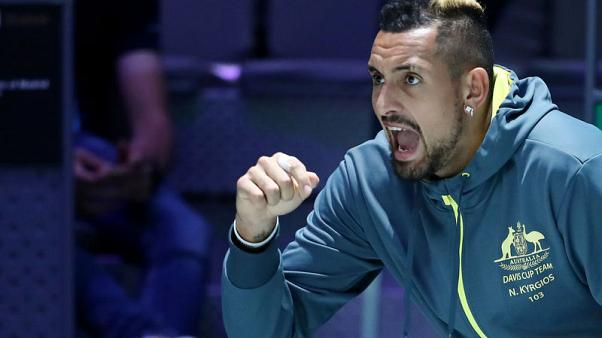 Start times tweaked to avoid late shows at Davis Cup