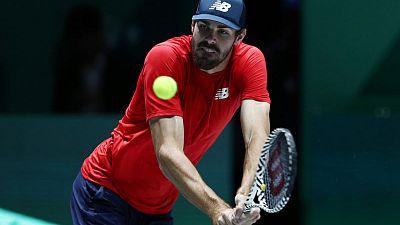 American Opelka calls ATP Cup 'pathetic'