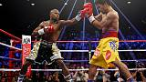 Unhappy fans cannot sue over Mayweather-Pacquiao fight - U.S. court