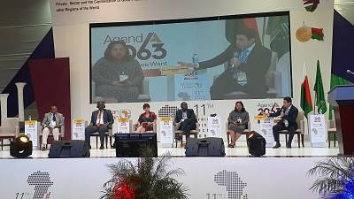 Unlocking Finance & Impact for SMEs at the 11th African Private Sector Forum