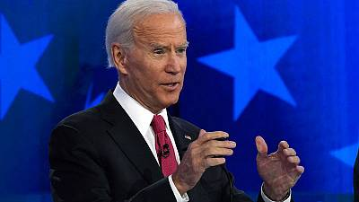 Top-tier Democrats challenge Biden for black support after Atlanta debate
