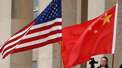 U.S. warships sail in disputed South China Sea amid tensions