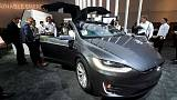 Panasonic has no plans for new Tesla battery plant in China - CEO