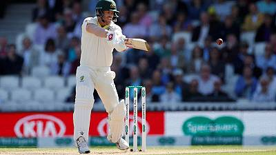 Warner hits 151 not out as Australia take charge at the Gabba