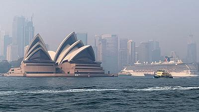 Australia bushfire smoke shoots Sydney into top 10 global pollution index