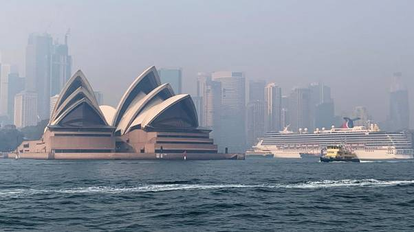 Australia bushfire smoke shoots Sydney into top 10 global pollution index