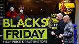 For British shoppers, November is the new Black Friday
