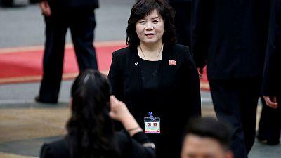 North Korea says U.S. responsible if diplomacy over Korea peninsula breaks down